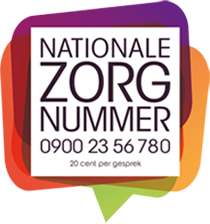 Nationale Zorgnummer logo